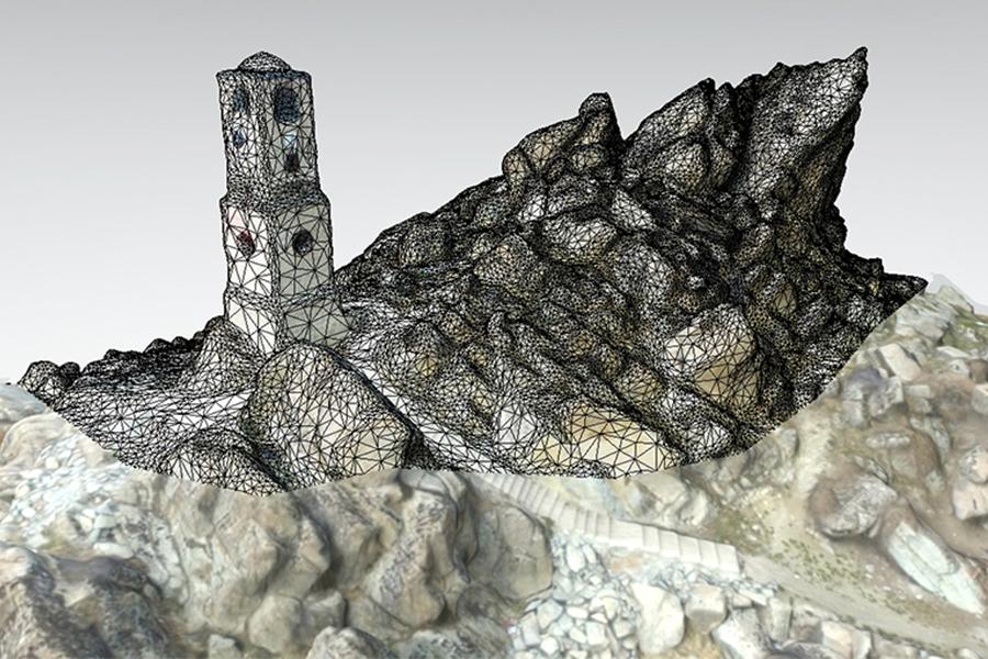 <span>3D Modelleme</span><i>→</i>